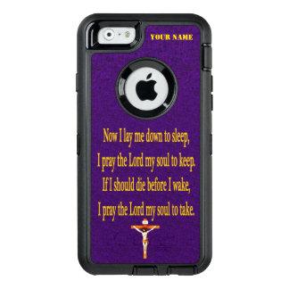 BEDTIME PRAYER OtterBox iPhone 6/6S CASE
