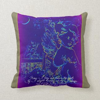 Bedtime Prayer Pillow