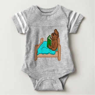 Bedtime Story Baby Bodysuit