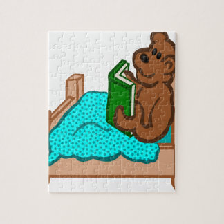 Bedtime Story Jigsaw Puzzle