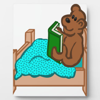 Bedtime Story Plaque
