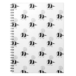 bee 2 bee spiral note book