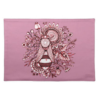 Bee 2 placemat