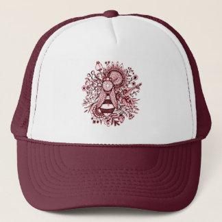 Bee 2 trucker hat