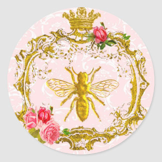 Bee and Crown Royal Seals