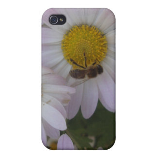 Bee and Daisy Cover For iPhone 4
