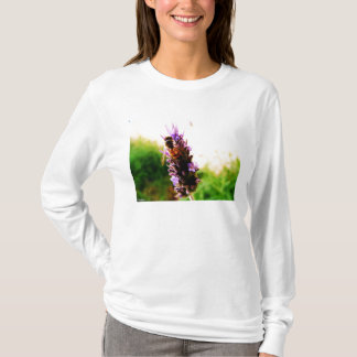 BEE AND LAVENDER T-Shirt