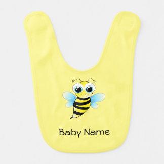 Bee Baby Bib