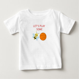 Bee Ball Baby T-Shirt