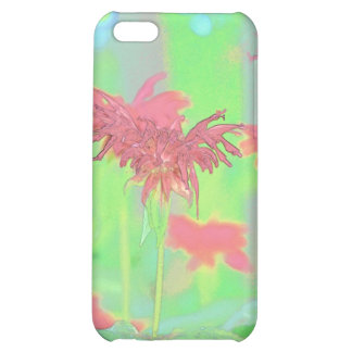Bee Balm Blooms Cover For iPhone 5C