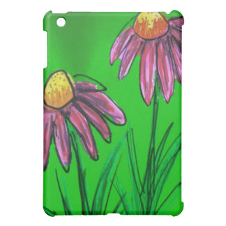 Bee Balm Flowers Case For The iPad Mini