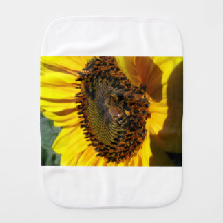 Bee Buffet Burp Cloth