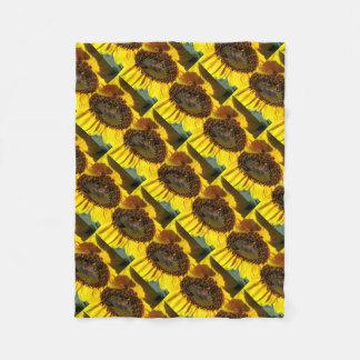 Bee Buffet Fleece Blanket
