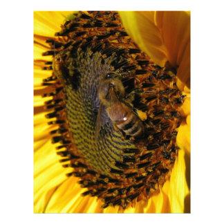 Bee Buffet Letterhead