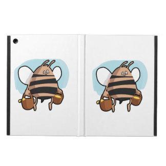 Bee cartoon cover for iPad air