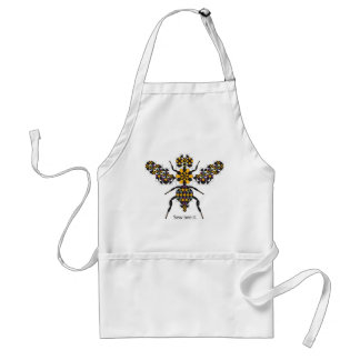 Bee Cool Quilt Pattern Apron