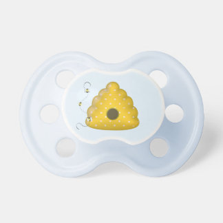 Bee Cool with Bee Hive Pacifier