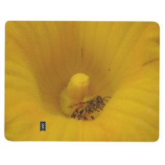 Bee Covered In Pollen Journal