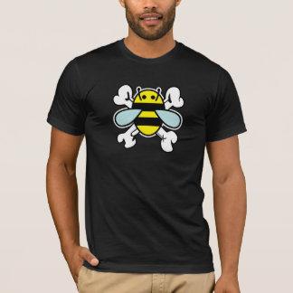bee & cross bones T-Shirt