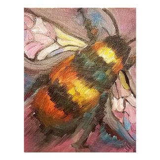 Bee Custom Letterhead