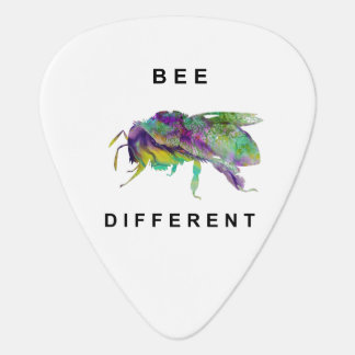 Bee Different Guitar Pick