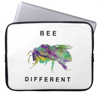 Bee Different Laptop Sleeve