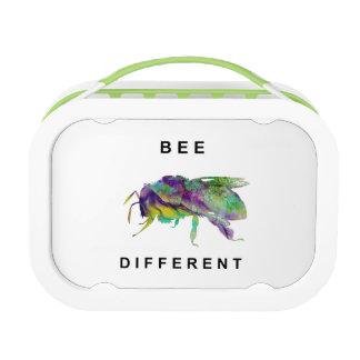 Bee Different Lunch Box
