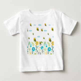 Bee Flying Baby T-Shirt