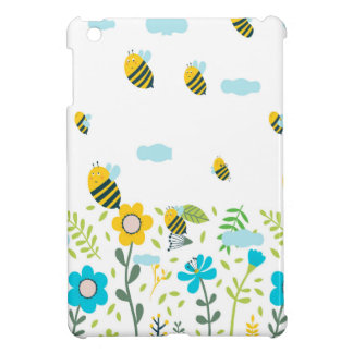 Bee Flying Cover For The iPad Mini