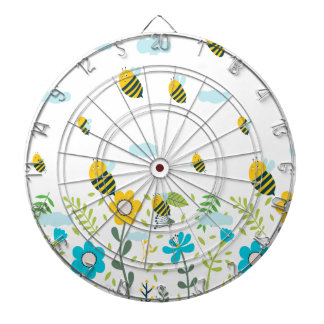 Bee Flying Dartboard