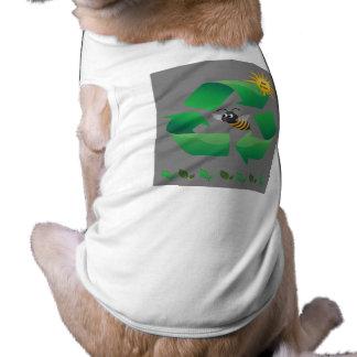 Bee Green - Cute Environmental Shirt