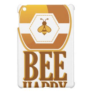 Bee Happy Cover For The iPad Mini