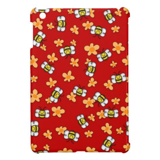 Bee Happy iPad Mini Case