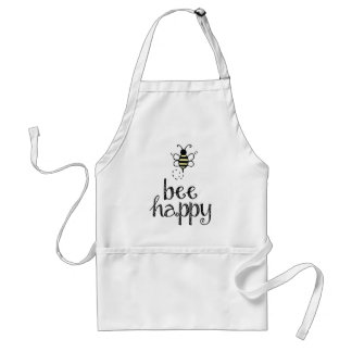 Bee Happy Standard Apron