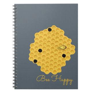 Bee Happy & The Honeycomb Notebooks