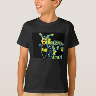 BEE HAS PROBLEMS? T-Shirt
