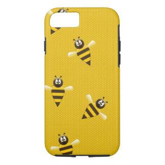 Bee Honey Hive Sports Peace Love Destiny iPhone 7 Case