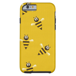Bee Honey Hive Sports Peace Love Destiny Tough iPhone 6 Case