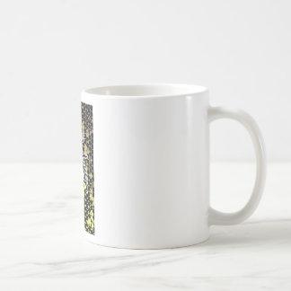 Bee Honeycomb Geometrical Coffee Mug