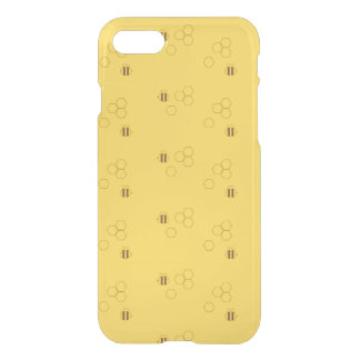 Bee Honeycomb Pattern iPhone 7 Case