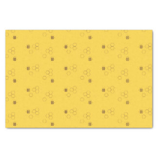 Bee Honeycomb Pattern Tissue Paper