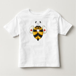 Bee In Love Toddler T-shirt