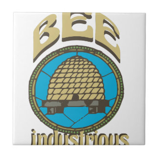 Bee Industrious Ceramic Tiles