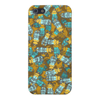 Bee-ing Apis Cluster Phone Case iPhone 5 Cases