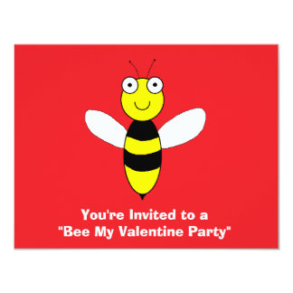 """Bee"" invitation"