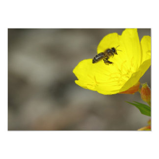 Bee Invitation