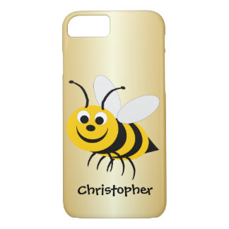 Bee Just Add Name iPhone 8/7 Case