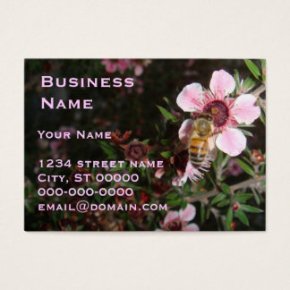 Bee Keeper Business Card