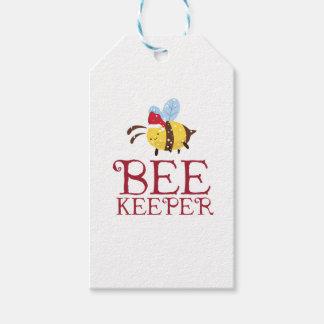 Bee Keeper Christmas Edition Gift Tags