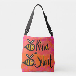 Bee Kind! Crossbody Bag
